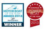 Моторная яхта Bavaria Virtess 420 Fly получила приз «European Powerboat of the Year Award» 2013