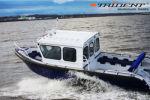 Trident Aluminium Boats на выставке Interboоt 2013