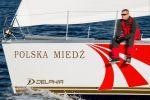 Одиночное кругосветное путешествие на парусной яхте Delphia 47