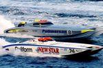 Российская команда New Star Racing Team на Чемпионате Мира по водно-моторному спорту