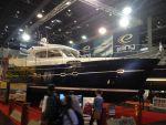 Моторные яхты Elling в Дюссельдорфе – итоги выставки