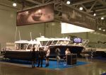 """Обновленные модели катеров Trident на выставке """"Московское Бот Шоу"""" 2015"""