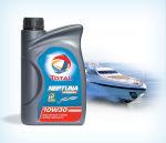 Начало продаж масел TOTAL для прогулочных катеров на территории России