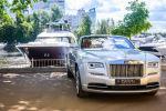 Monte Carlo Yachts и Rolls-Royce провели совместную фотосессию на воде