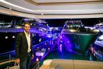 Рафаэль Надаль стал гостем мировой премьеры суперяхты Monte Carlo Yachts 96