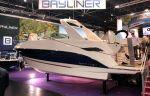 Презентация новой модели Bayliner Ciera 10 на выставке в Дюссельдорфе