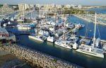 Открывается крупнейшее бот-шоу многокорпусных яхт на воде