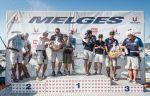 «Ника» Владимира Просихина открывает европейский сезон Melges20 высоким результатом
