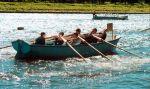 Международные соревнования по гребле на морских шестивесельных ялах