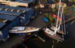 Contest Yachts анонсирует спуск нового флагмана 26-метрового парусника Contest 85CS