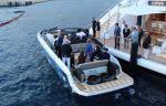 Принц Монако испытал новую Greenline NEO на яхт-шоу в Монако