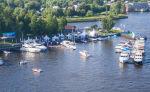 В этом году ярмарка яхт и катеров «ВОДНЫЙ МИР» отмечает свой юбилей – 10 лет