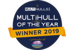 "Победители конкурса ""Multihull of the Year 2019"""