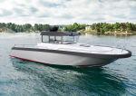 Новый скоростной катер для рыбалки от Pacifico Yachts