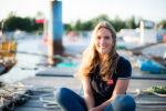 Ирина Грачева в гонке Mini-Transat 2021