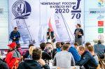 Чемпионат России в классе яхт  J/70 завершен. Победитель — «Ахмат»