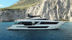 Ferretti Yachts спустила на воду свой флагман - Ferretti 1000