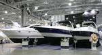 Cruisers Yachts на выставке в Москве