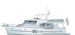 Проект нового Swift Trawler 52 от Beneteau