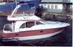 В Севастополе спущена на воду моторная яхта