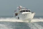 Тест драйв нового траулера Beneteau Swift Trawler 52