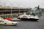 Премьеры Boat Show в Лондоне