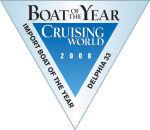 В США Delphia 33 признана лучшей зарубежной яхтой