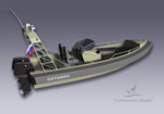 Новый катер от компании Охтинская верфь - Охта 650