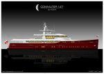 OCEA подписала контракт на строительство 47ми метровой яхты