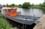 Состоялись ходовые испытания катера LC 1150
