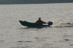 Испытания лодки Спорт с мотором Parsun F5BMS