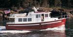 Nordic Tug 49. Новый круизёр от Nordic Tugs