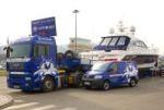Burevestnik Group увеличил парк техники для транспортировки яхт