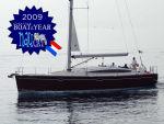 Яхта Delphia 47 стала победителем конкурса Croatian Boat of the Year 2009