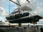 Burevestnik Group осуществил доставку трехпалубной яхты из Англии на Юг России