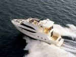Тест-драйв моторных яхт Meridian 408/459