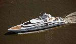 Моторная яхта Project Orca от Blohm+Voss