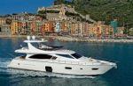 Новые имена моторных яхт Ferretti