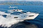 Премьера моторной яхты Absolute 50 Fly