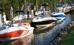 Новые цвета катеров Sea Ray