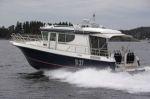 Для тех, кто понимает... Моторная яхта Nord Star Patrol 37