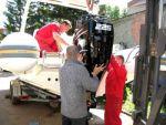 Велход Сервис прошел сертификацию по ремонту моторов Mercury