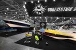 Холдинг Burevestnik Group на 4-ой Международной специализированной выставке катеров и яхт «Московское Боут-Шоу 2011»