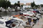 Итоги ярмарки яхт и катеров «Водный мир»