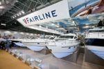 Верфь Fairline на Лондонской выставке