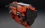 Scania начала продажу 13-литровых судовых двигателей