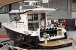 Компания «Range Marine» на международной выставке катеров и яхт «Московское Боут Шоу» 2012