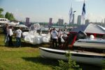 В Киеве состоялась вторая Международная демо-выставка катеров и яхт IBYS