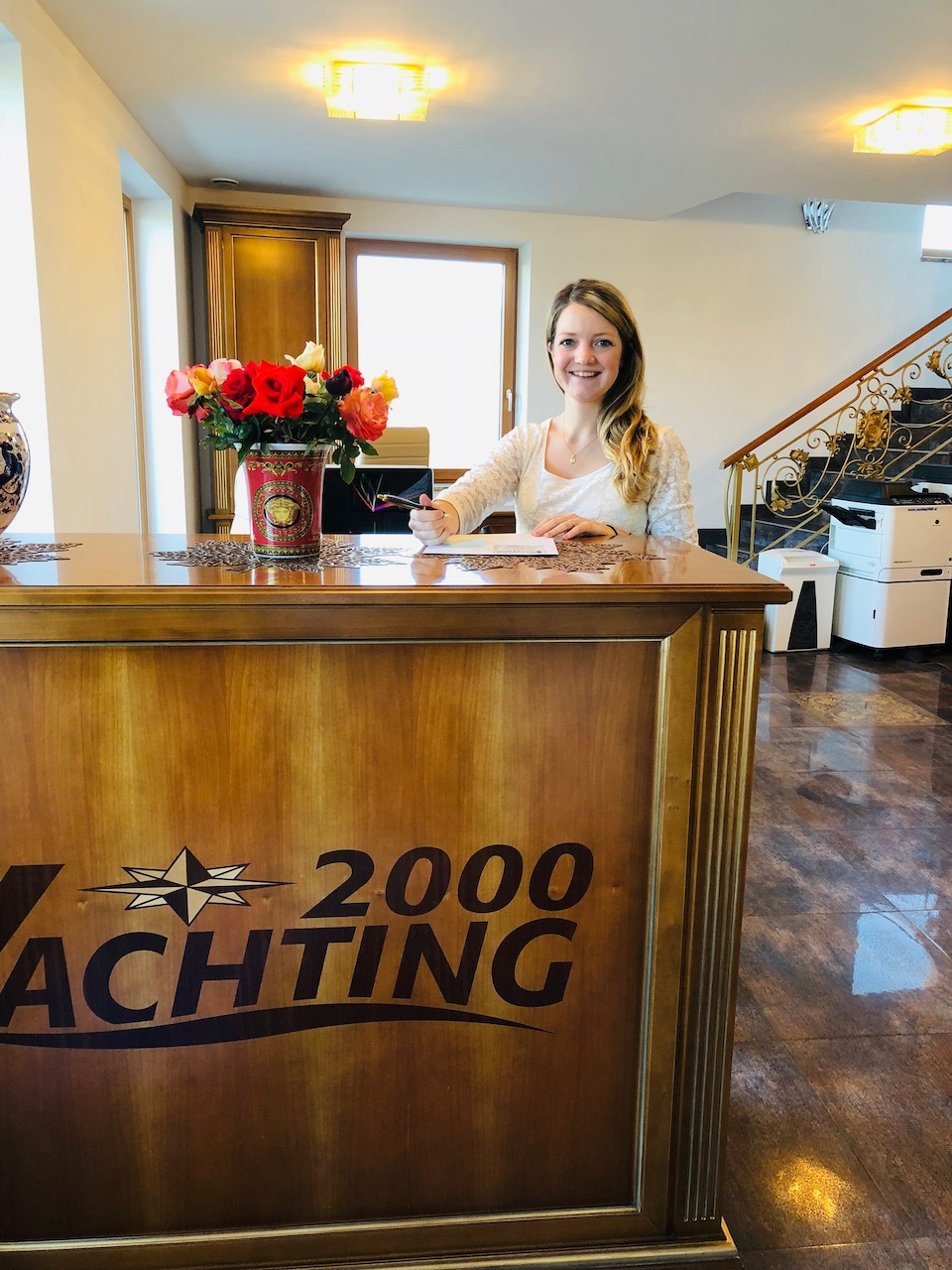 Yachting 2000 / Office