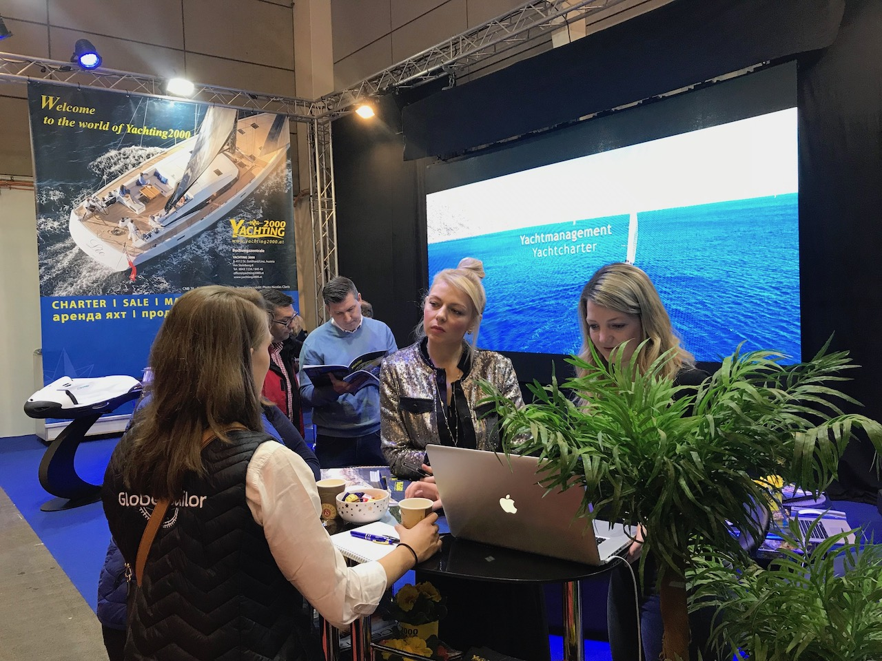Yachting 2000 / Austria Boat Show 2019